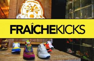 Fraiche Kicks! Nike Campout