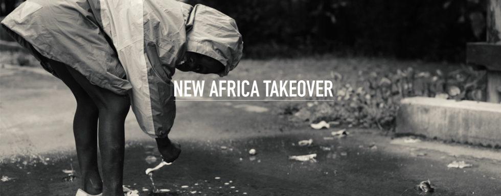 Ghana Flood Campaign #NewAfricaTakeover